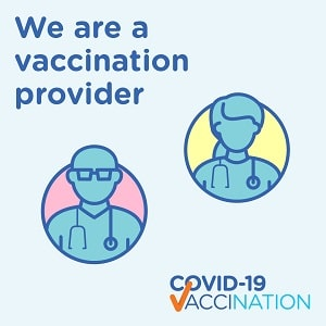 We are a vaccination provider